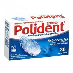 Polident Polident Antibactérien X36 Comprimés
