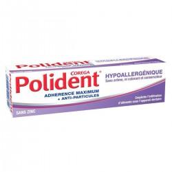 Polident Crème Adhésive Maximum Hypoallergénique Polident 40G