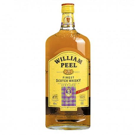 William Peel Whisky William Peel Old 40 Dégrés 1 Litre
