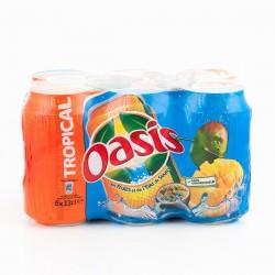 Oasis Tropical Boites 6X33 Cl