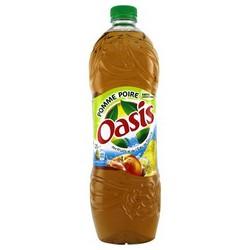 Bouteille 2L Boisson Pomme/Poire Oasis