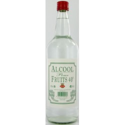 Alcool Fruit 1Litre 40Dg