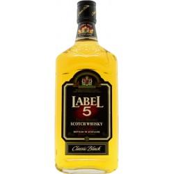 Label 5 Scotch Whisky Label 5 40D 70Cl