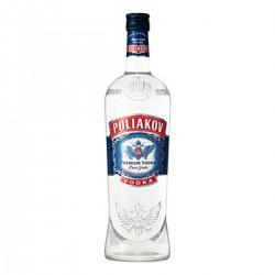 Poliakov Vodka 37,5%V Bouteille 1L