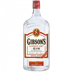 Gibsons Gin 37.5%V Ble 1L