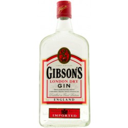 Gibson London Dry Gin Gibson 37.5D 70Cl