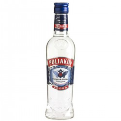 Poliakov Vodka 37.5D 70Cl