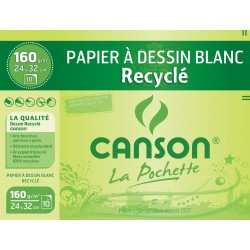 Canson 10F Des Recy 24X32 160