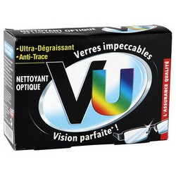 Vu Nettoyant Optique Vu Étui X24 Pochettes
