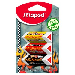 Maped Gomme Pyramide X3 Blist