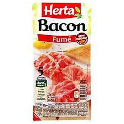 Herta Bacon Fume Dejeuner 100G