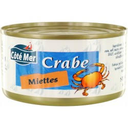 Crabe Bte 121G Cote Mer