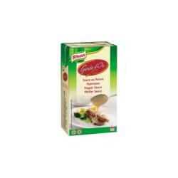 Brick 1L Sauce Poivre Knorr