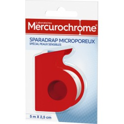 5Mx2.5Cm Sparadr.Micropo.Mercu
