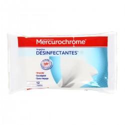Mercu Ling Desinfectantes X12