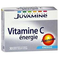 Juvamine Vitamine C Boite De 30 Comprimes