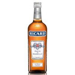 Ricard Aperitif Anise 45%V Bouteille 70Cl