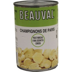 Bte 1/2 Champignon Pied/Morceaux Beauval