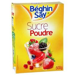 Beghin Say Sucre En Poudre Beghin Say Etui Bec Verseur 500G