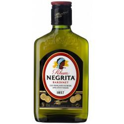 Negrita Rhum 40%V Blister 20Cl