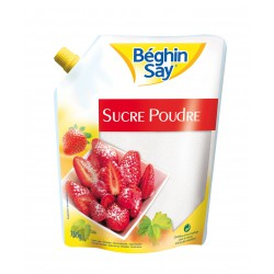 Saint 750G Sucre Poudre Doypack Beghin Say