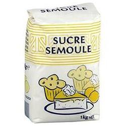1Kg Sachet Sucre Poudre Tereos Sucres