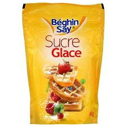 Beghin Say Sucre Glace Sachet Doypack Beghin Say 450Gramme