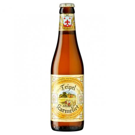 Bouteille 33Cl Biere Triple Karmelite