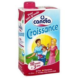 Brik 1L Candia Croissance