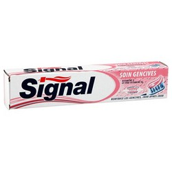 Tube 75Ml Dentifrice Gingival Signal