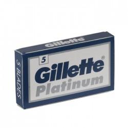 X5 Lames Platinum Gillette