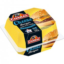 Charal Cheese Burger 1X145G