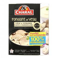 Charal Fondant Veau Creme 200G