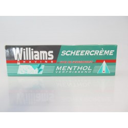 Williams Cre/Ras.Menthol.100Ml