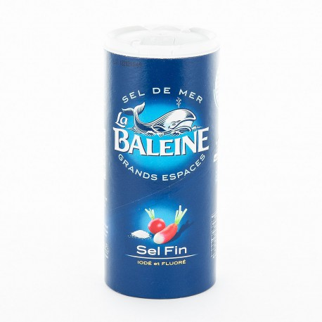 La Baleine Fin Iod&Flu Bv 600G