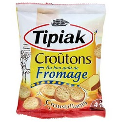 90G Croutons Fromage Tipiak