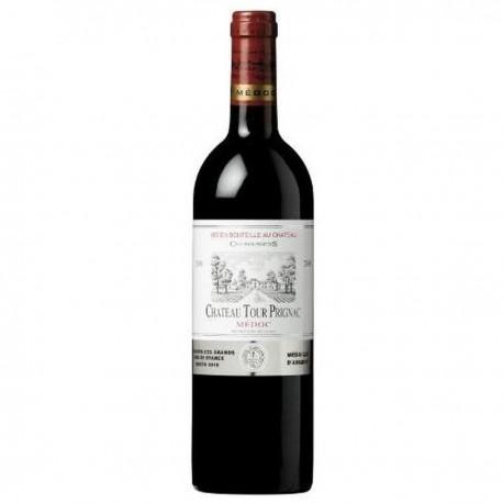 75C L Medoc Cru Bgs Rouge Chateau Tour Prignac Med 2007