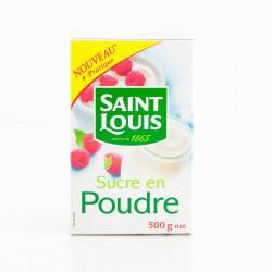 500G Sucre Poudre Saint Louis