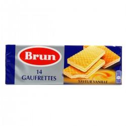 146G Gauffrette Sav Vanil Brun