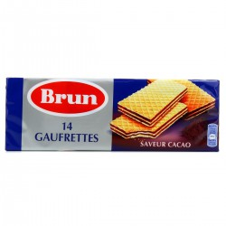 Lu Brun Gaufrette Chocolat Lu 146G