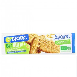 Bjorg Bisc.Avoine Nature 130G