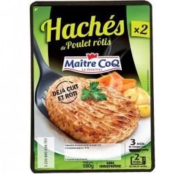 180G Hache Poulet Roti X2 Maitre Coq