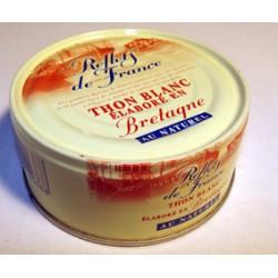 Bte 1/5 Thon Blanc Au Naturel Reflets De France
