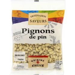 125G Pignons Pin Destination Saveurs