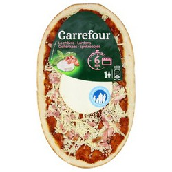 180G Pizza Pf Chevr.Lardon Crf