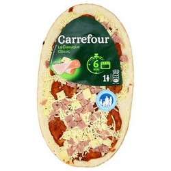 180G Pizza Pf Jbn Fromage Crf