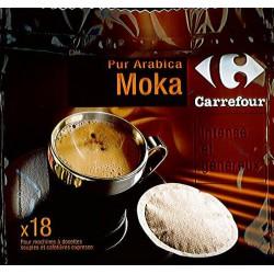 18X7G Dosettes Moka Crf