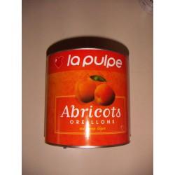 1/2 Abricot Au Sirop Leg. Crf