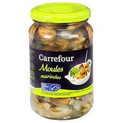 350G Moules Aperitif Carrefour