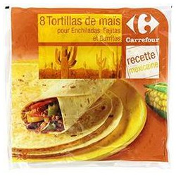 320G Tortillas Mais Crf